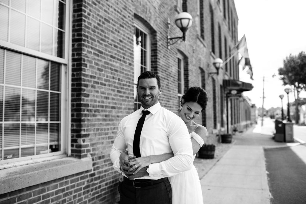 Kingston Yacht Club Wedding YGK - With Love and Wild Photography